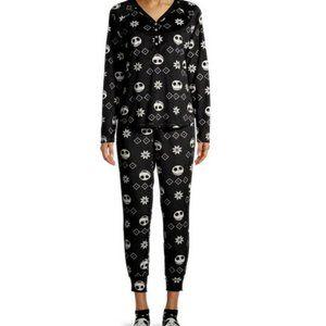 NWT S sm 4 6 Nightmare jack skellingtons pajamas
